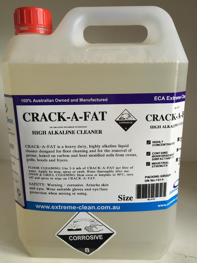 Crack a Fat | ECA Cleaning Product