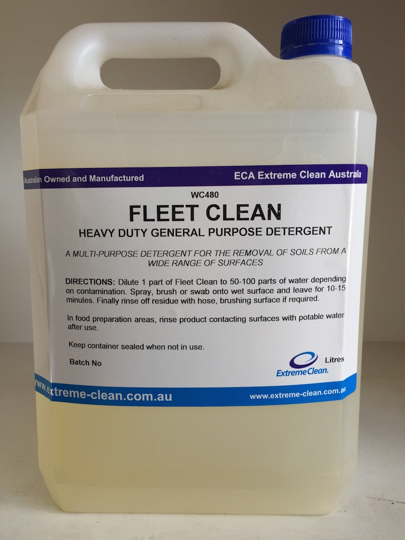 Fleet Clean | ECA Cleaning Product